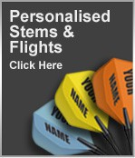 Personalised Stems & Flights