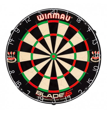 NEW Winmau Blade 5 with rota lock system