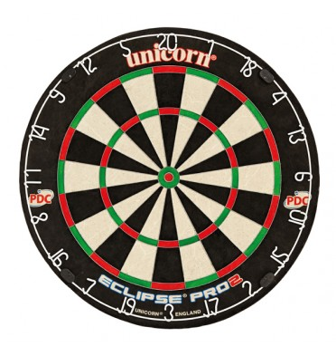 Unicorn (79453) NEW Eclipse Pro 2 Dartboard