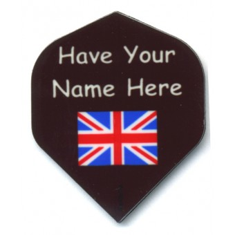 Std Black N CS Union Jack (10 Sets)