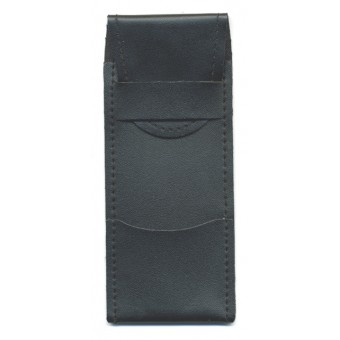 Single Bar Wallet Black