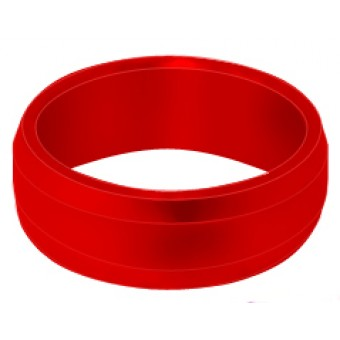 Slot Lock Flight Ring Red