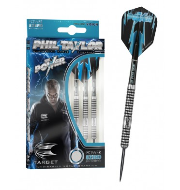 NEW Phil Taylor Power 8Zero Steel 24g 200211 POST FREE on Retail Sales Only