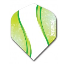 Pentathlon Hi VIZ 100 micron Extra Strong Dart Flights