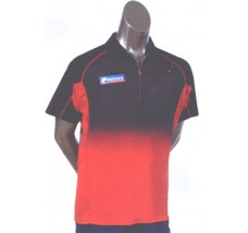 Unicorn Pro Shirt Black-Red 804BR-Large 41-43 inch chest