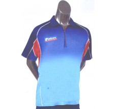 Unicorn Pro Shirt 2 Tone Blue 804NB-Large 41-43 inch chest