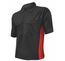 NEW Target Cool Play Hybrid Black Red Shirt to fit chest 40(102cms) MEDIUM 128305
