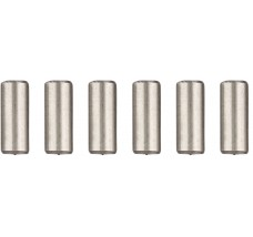 A pack of 6 x 2 gram Tungsten inserts for Ultracore darts