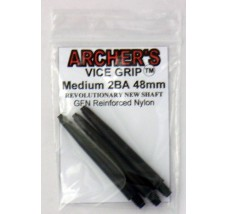 ARCHER'S Vice Grip Nylon Medium Black 48mm