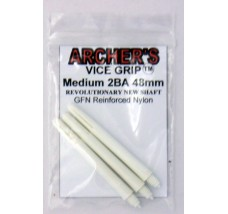 ARCHER'S Vice Grip Nylon Medium White 48mm