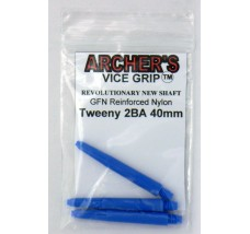 ARCHER'S Vice Grip Nylon Tweeny Blue 40mm