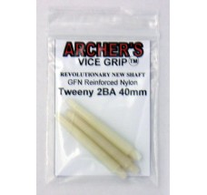 ARCHER'S Vice Grip Nylon Tweeny Natural 40mm