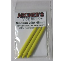 ARCHER'S Vice Grip Nylon Medium Yellow 48mm