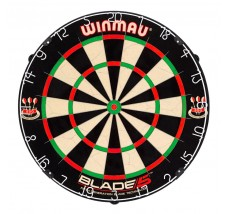 NEW Winmau Blade 5 with rota lock system - ONE BOARD