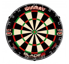 NEW Winmau Blade 5 DUEL CORE with rota lock system