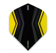 Pentathlon 150 micron flights HD 2023 Black Yellow