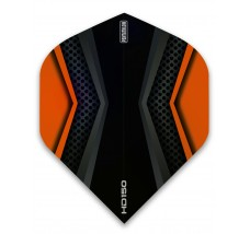 Pentathlon 150 micron flights HD 2028 Black Orange