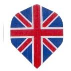 Union Jack Rip Stop Darts Flight - Darts and Flights online by DartsAndFlights.co.uk
