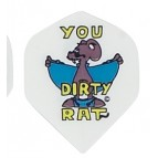Dirty Rat Metro Flight - Dart