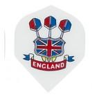 England White Metro Flight - Dart