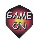 Game On Metro Darts Flight - Darts and Flights online by DartsAndFlights.co.uk