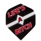 Lifes a Bitch Metro Flight - Dart