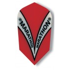 Slim Red Marathon Flights - Flight