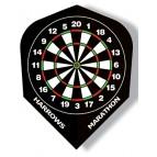 Standard Dart Board Marathon Flights - Flight
