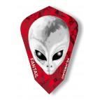 Red Alien Fantail Flights - Flight