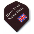 Std Black A TNR Union Jack (10 Sets)