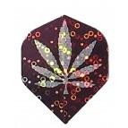 Silver Cannabis Quazar Flights