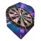 Flying Dartboard Quazar Flights