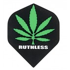 Black Green Leaf Ruthless