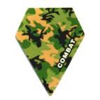 Harrows Combat Darts Flight Camoflage - Flight