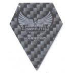 Harrows Graflite Flight Combat shape Grey - Flight