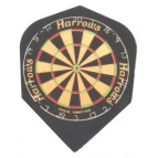 Harrows Quadro STD Flight Dart Board