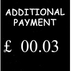3p Additional Payment