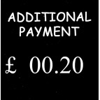 20p Additional Payment