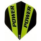 Power Max STD Solid Green/Black - Flight