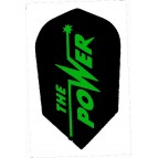 OUT OF STOCK - Power Flight 68355 Slim Black-Green