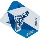 Harrows F.A.T. 5004 Blue Darts Flight