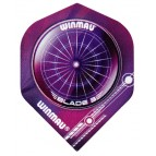 Win-6900-128 Mega Std Mauve Dartboard - Flight