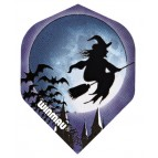 Win-6900-102 Mega Std Witch in Flight - Flight