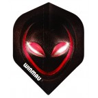 Win-6900-106 Mega Std Red Alien - Flight