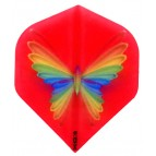 HiVis-oo4 Butterfly-Red-STD