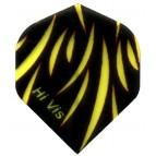 HiVis-oo6 Gold Wind Black-STD - Flight
