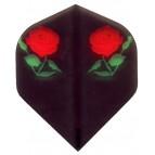 HiVis-o15 Red Roses Black-STD - Flight