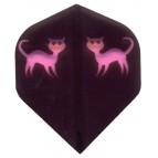 HiVis-o12 Pink Pussys Black-STD - Flight