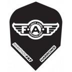 Harrows F.A.T. 5009 Solid Black - Flight