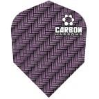 Harrows Carbon Purple - Flight